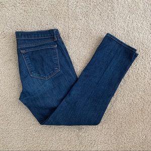 J Brand Pure Crop Jeans